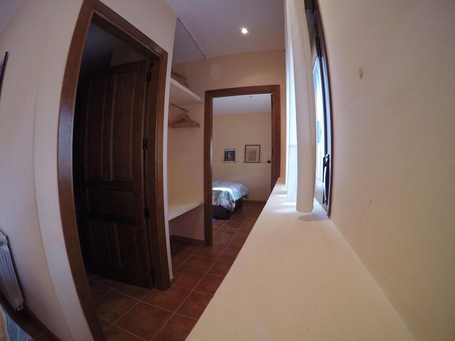 Habitación familiar para 4 personas