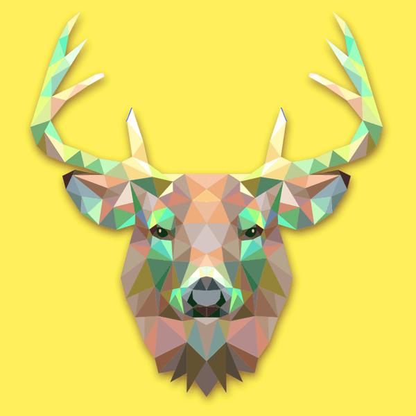 habitación ciervo