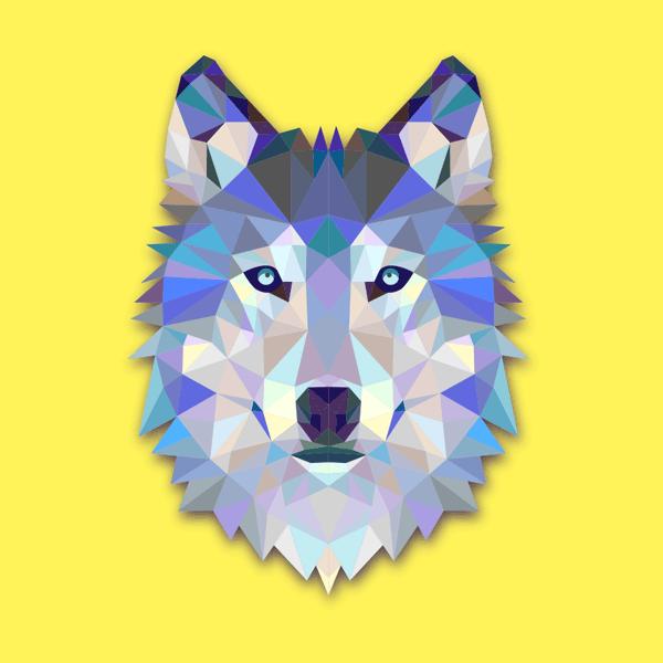 habitación lobo
