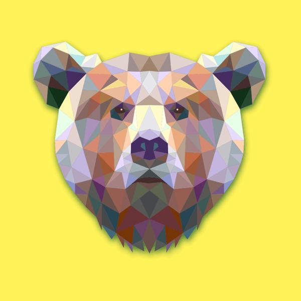 habitación oso